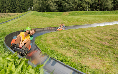 Hover Luge